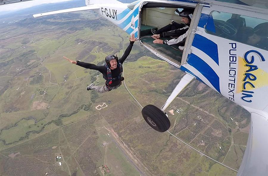 Centre Ecole de Parachutisme de Nouvelle-Calédonie Dropzone Image