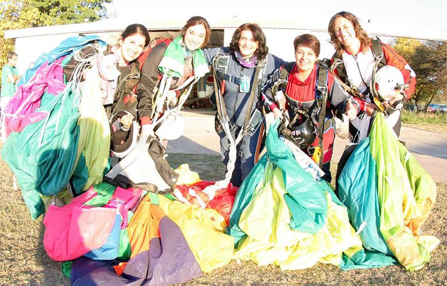 Club de Paracaidismo Santiago del Estero Dropzone Image