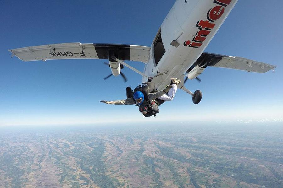Centro de Paracaidismo Pirineos Dropzone Image