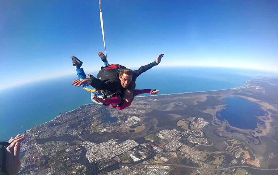 Coastal Skydivers Dropzone Image