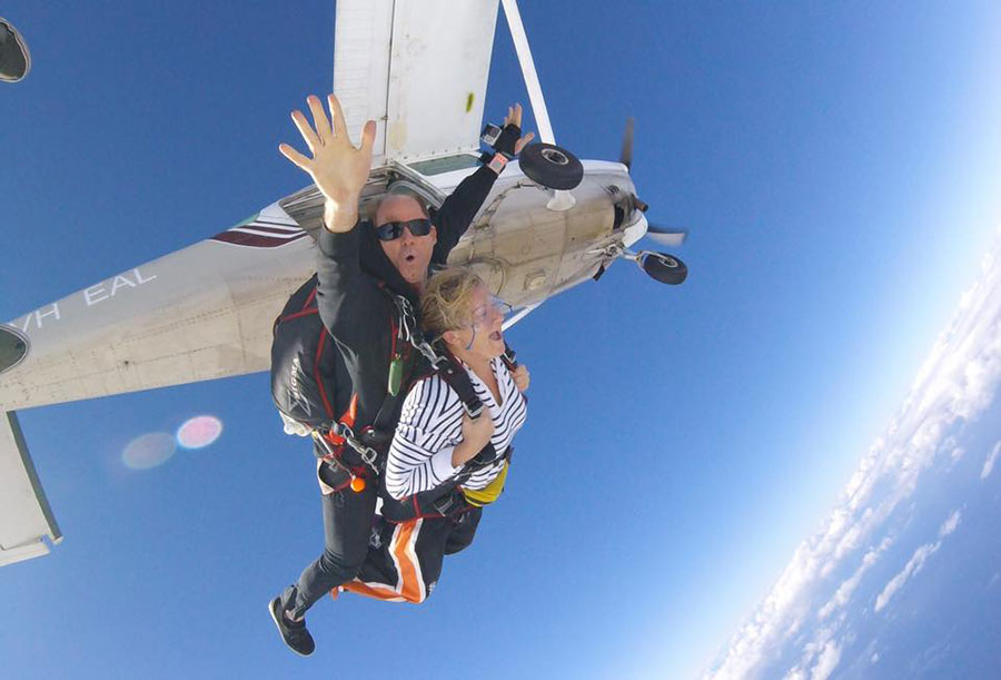 Coffs Skydivers Dropzone Image