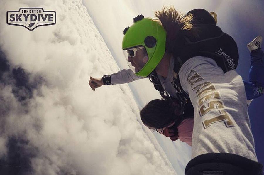 Edmonton Skydive Dropzone Image