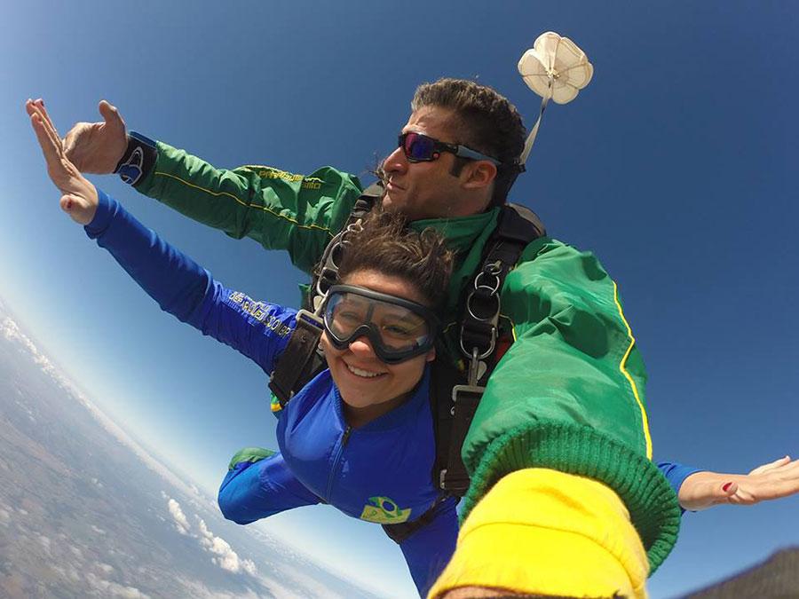 Escola Brasileira de Paraquedismo Dropzone Image