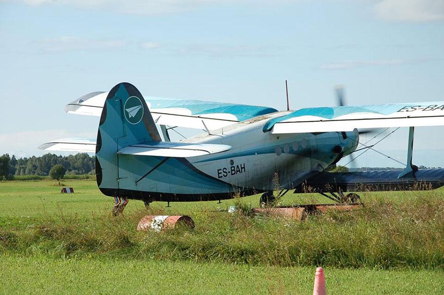 Estonian Airclub Dropzone Image