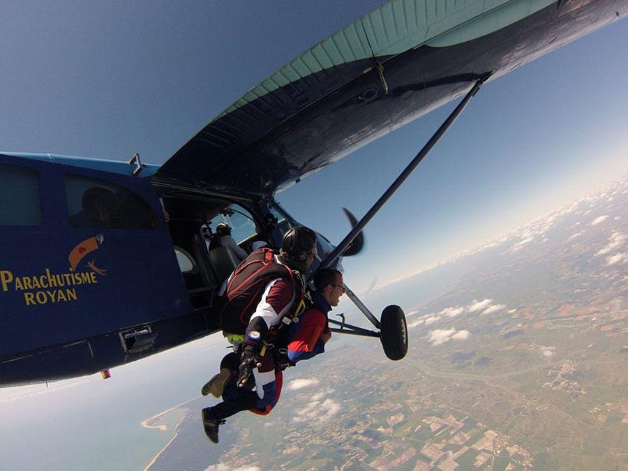 Europhenix17 Skydive Royan Dropzone Image