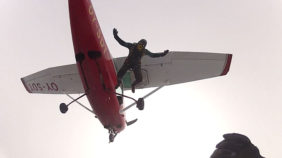 Faldskærmsklubben Skydive 2000 Dropzone Image