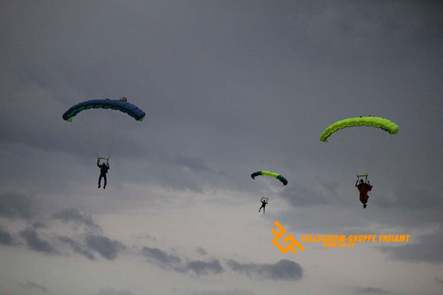 Fallschirm-Gruppe Freiamt (FGF) Dropzone Image