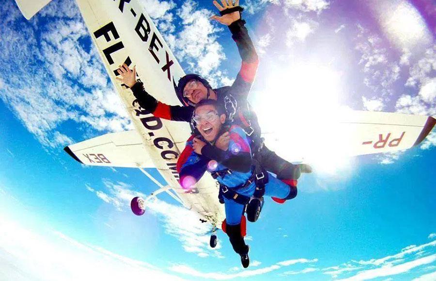 Fly Paraquedismo Dropzone Image