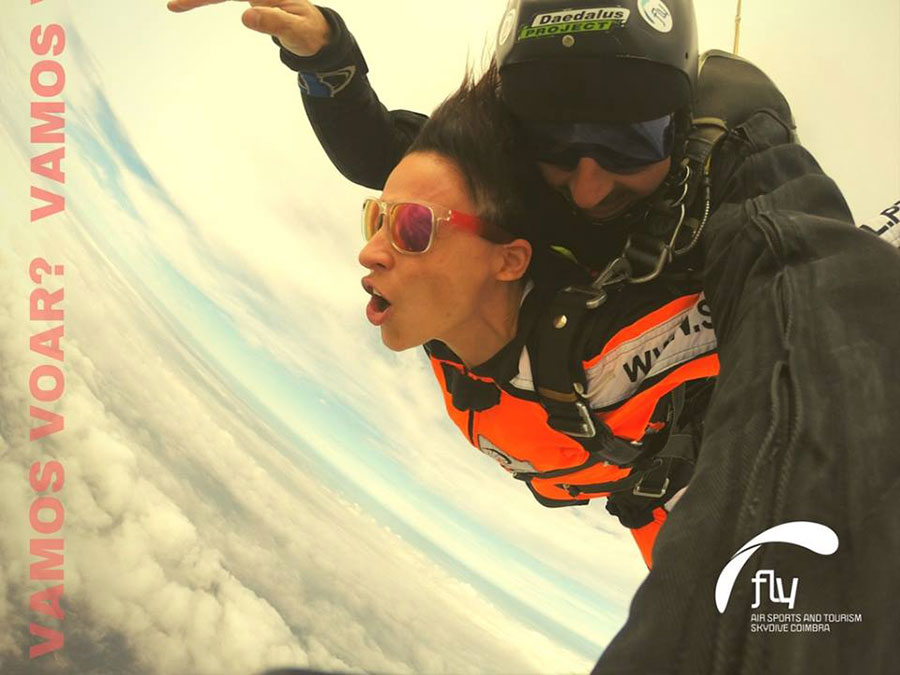 Fly - Skydive Coimbra Dropzone Image