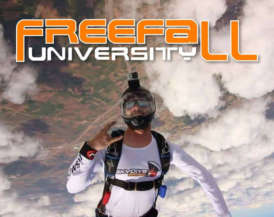 Freefall University Spain Dropzone Image