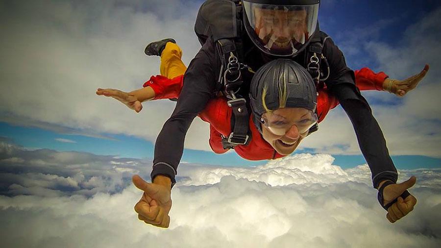 FSC Skydive Graz Dropzone Image
