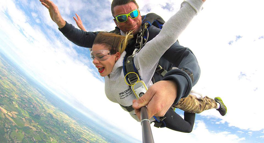 Fun Parachutisme Dropzone Image