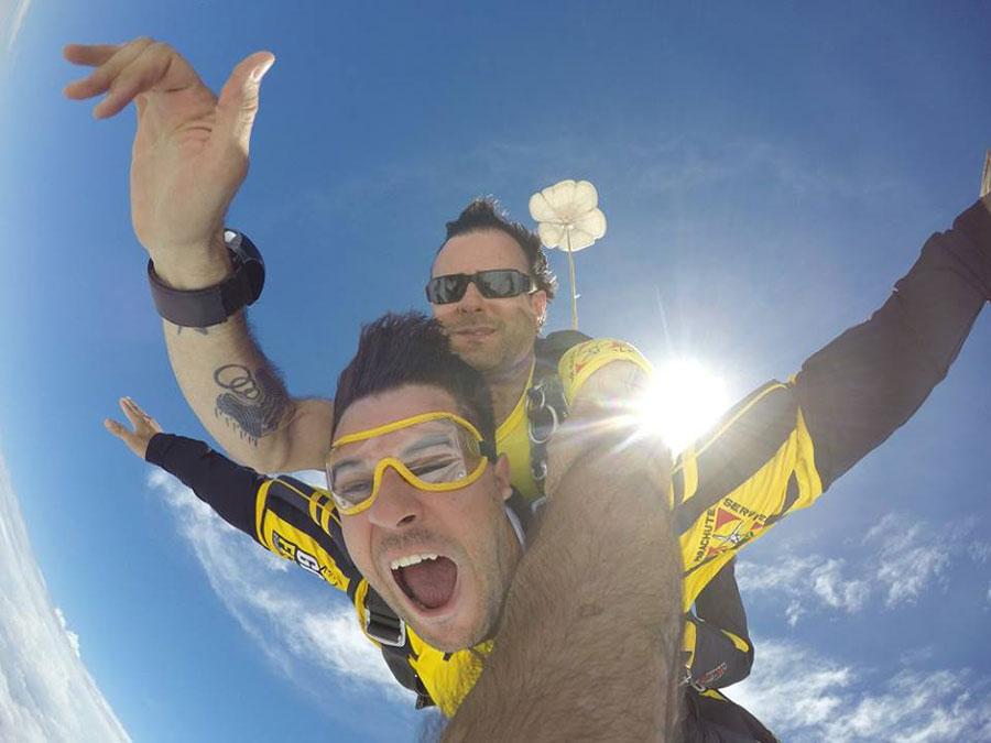 Go Fly Paraquedismo Dropzone Image