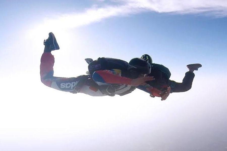 Skydive Malaysia Dropzone Image