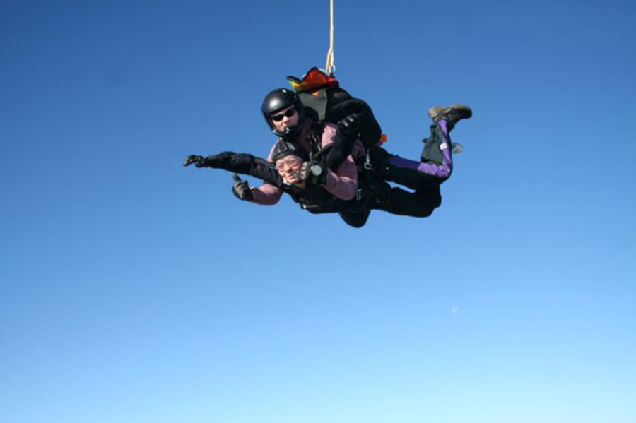 Hinton Skydiving Centre Dropzone Image