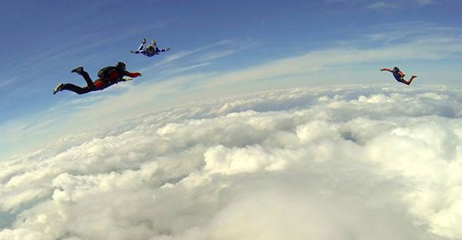 Luftsportgruppe Burgheim Dropzone Image
