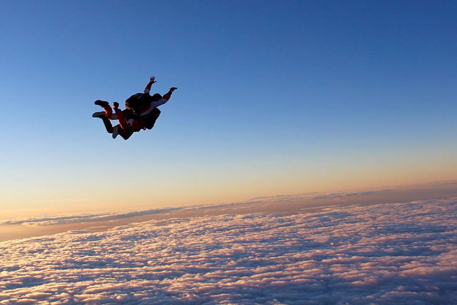 Morocco Skydive Dropzone Image