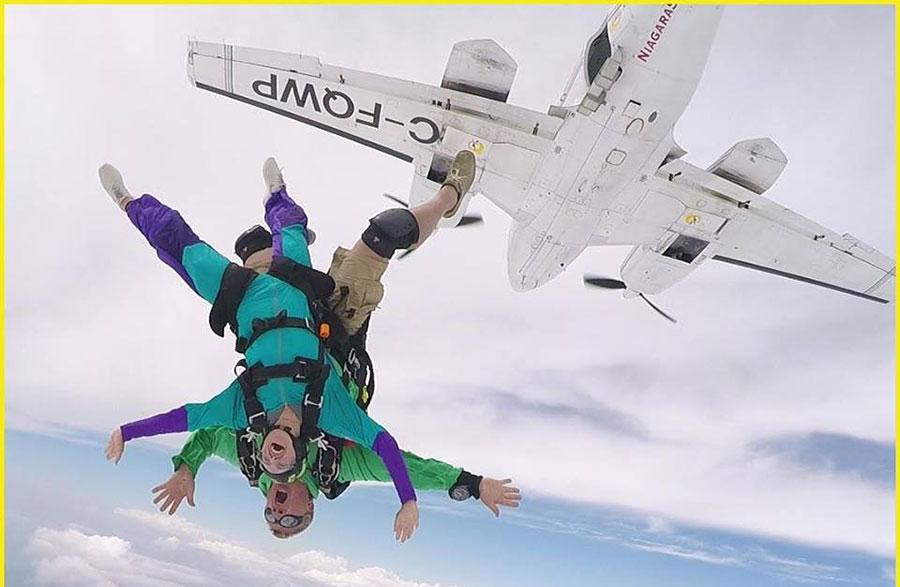 Niagara Skydive Dropzone Image