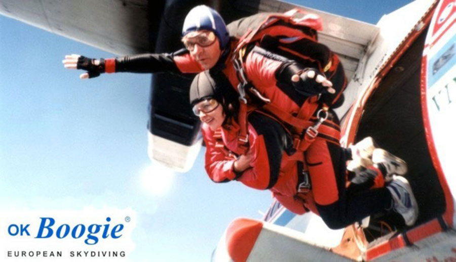 OK Boogie Aeroklub Kunovice Dropzone Image