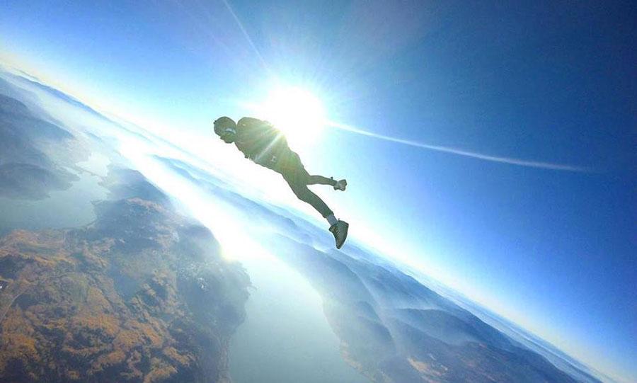 Okanagan Skydive Dropzone Image