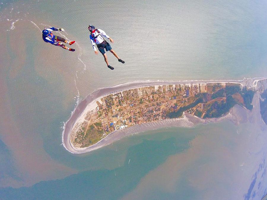 P3 Skydive Panama Dropzone Image