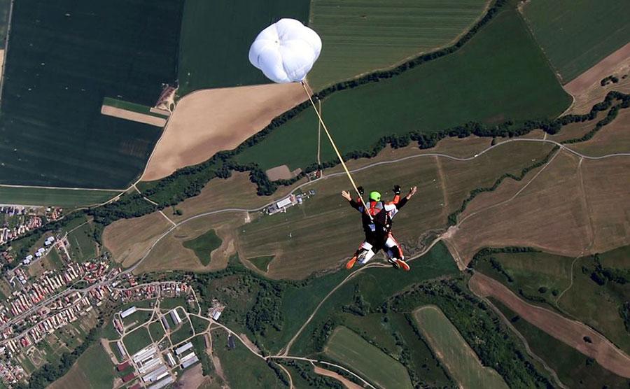 Padaj Skydiving Dropzone Image