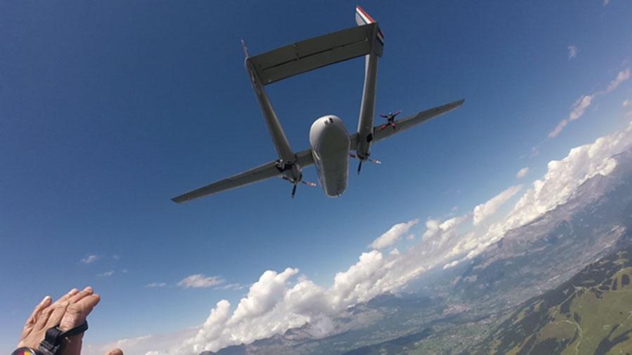 Parachutisme 74 Dropzone Image
