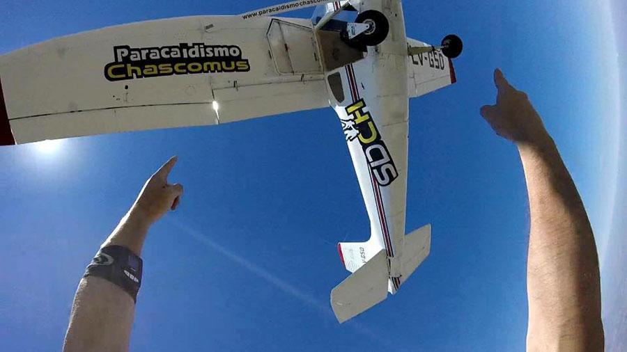 Paracaidismo Chascomus Dropzone Image