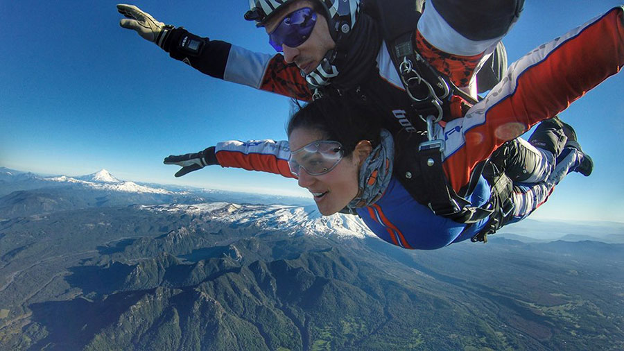 Paracaidismo Pucon (Air Skydive) Dropzone Image