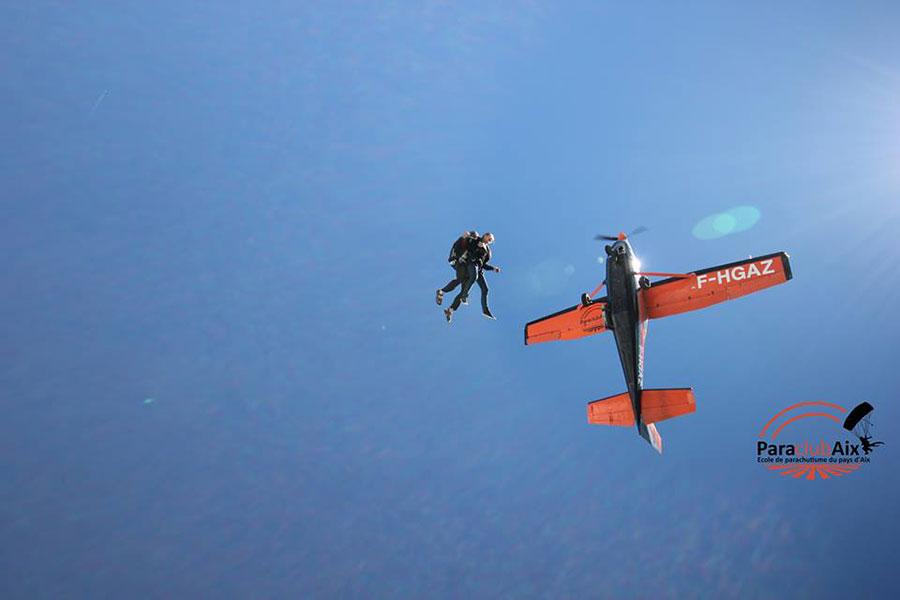 Parachute Club d'Aix Dropzone Image