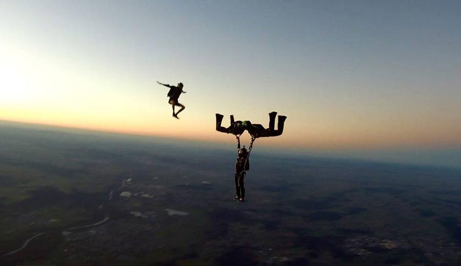 Paranodon Fallschirmsport Dropzone Image