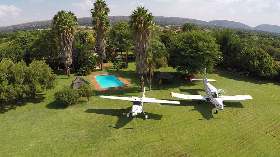Skydive Pretoria Dropzone Image