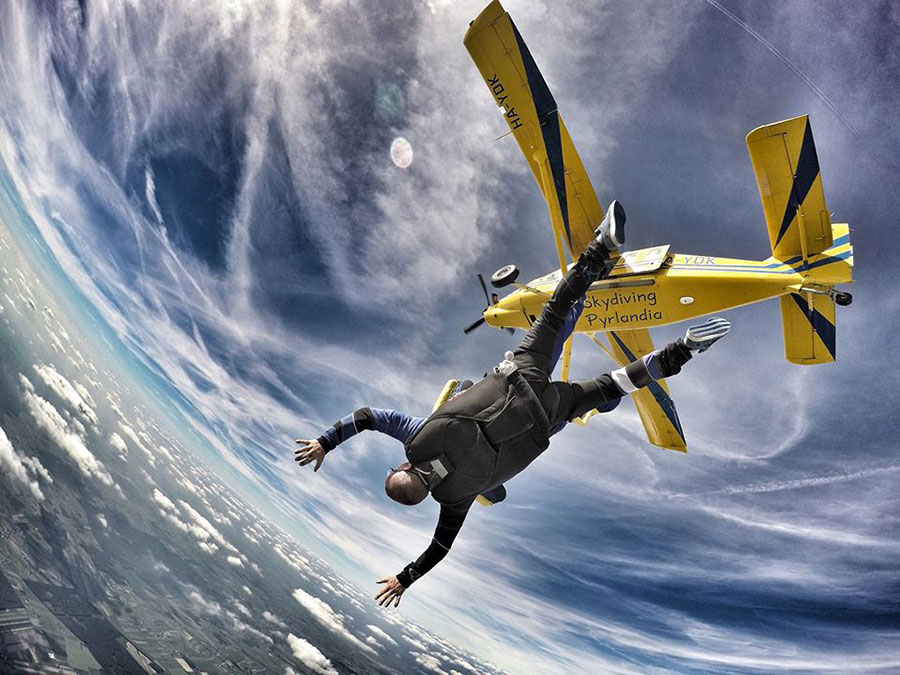 Pyrlandia Boogie Skydiving Dropzone Image