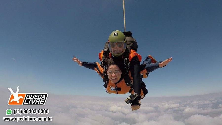 Queda Livre Paraquedismo Dropzone Image