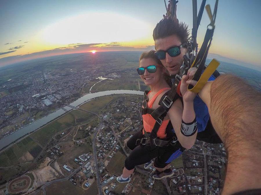 SA Skydiving Dropzone Image