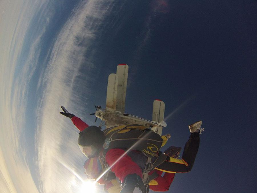 Sky Jumper (Saint-Petersburg Aeroclub) Dropzone Image