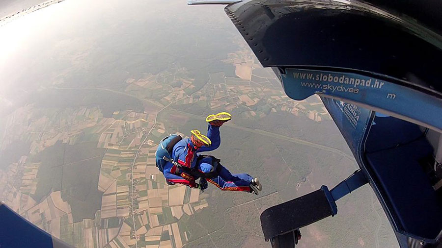 Skydive Adria Dropzone Image