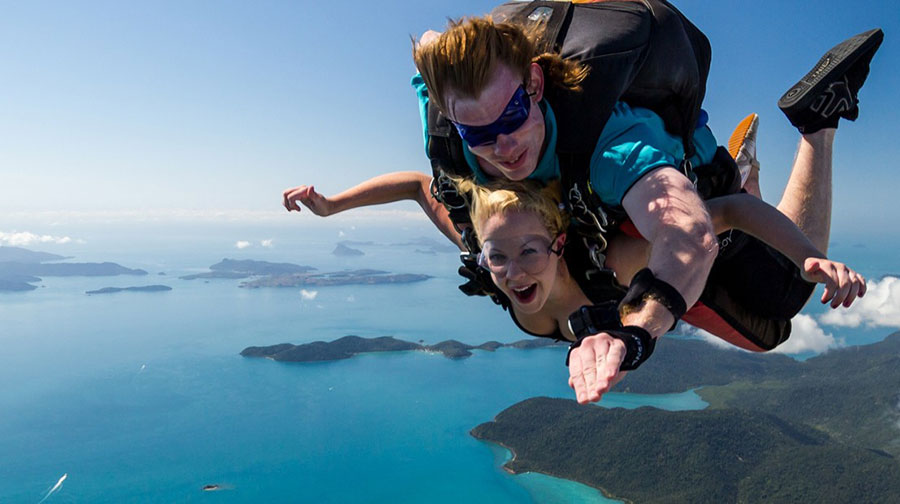 Skydive Australia - Airlie Beach Dropzone Image