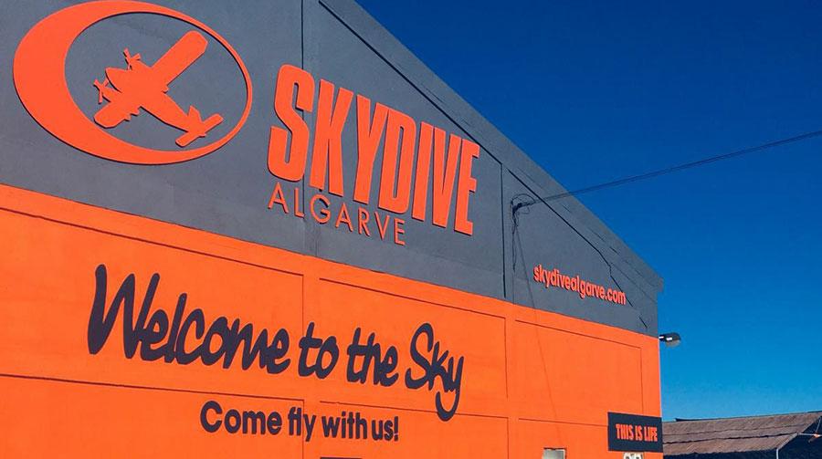 Skydive Algarve Dropzone Image