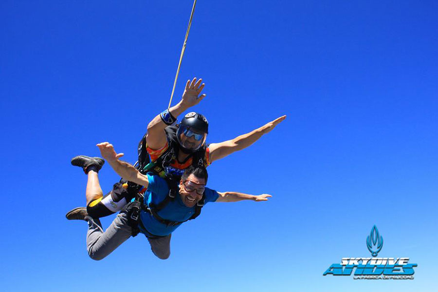 Skydive Andes Dropzone Image