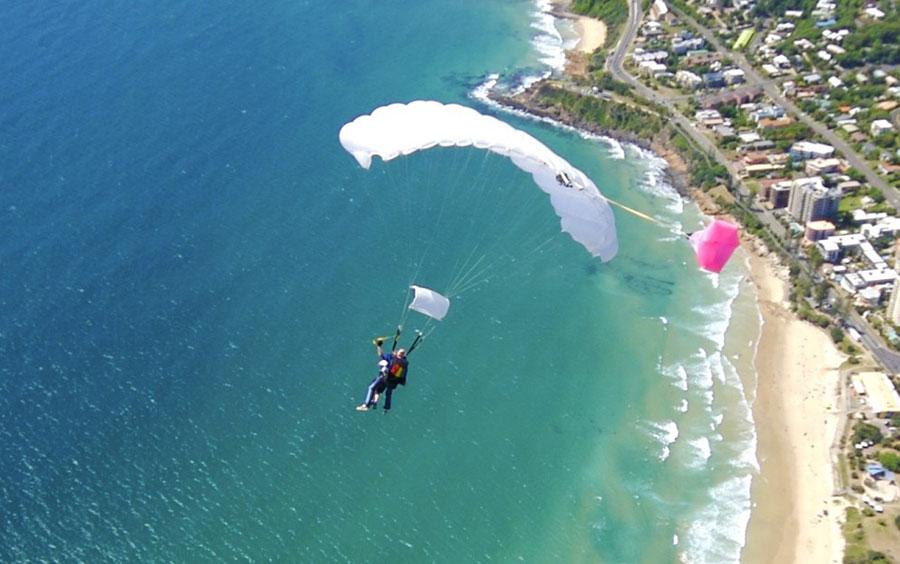 Skydive Australia - Noosa Dropzone Image