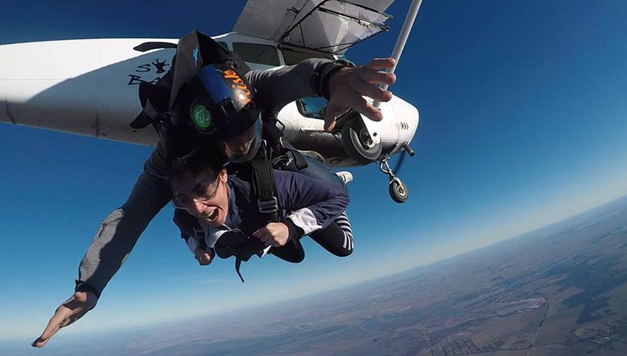 Skydive Bahia Dropzone Image