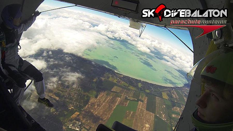 Skydive Balaton (Kiliti DZ) Dropzone Image