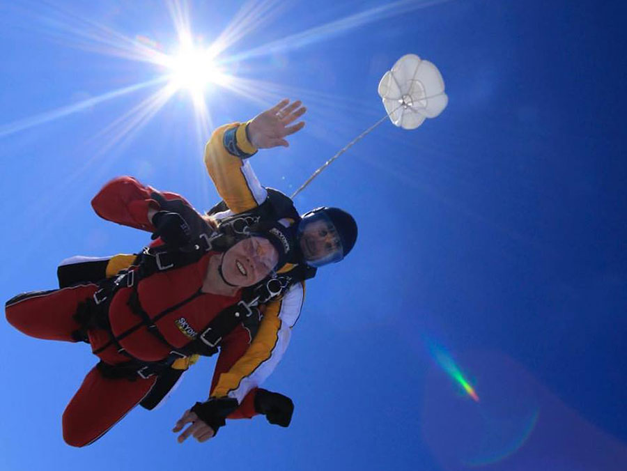 Skydive Bay of Islands Dropzone Image