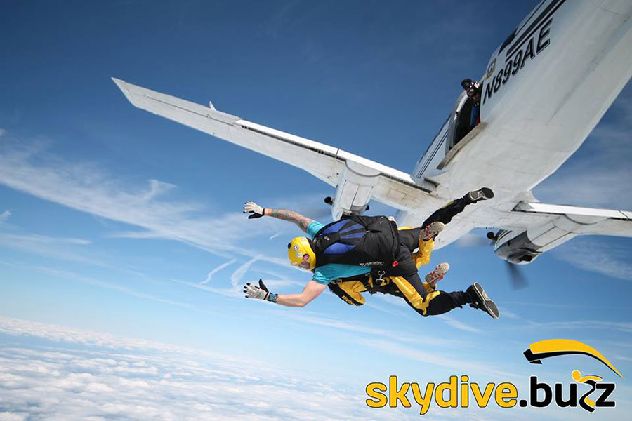 Skydive Buzz Dropzone Image