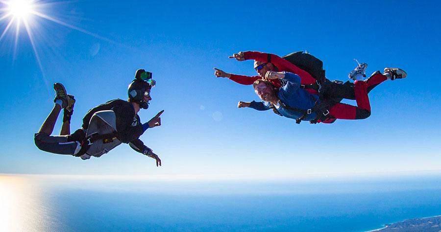Skydive Australia - Byron Bay Dropzone Image