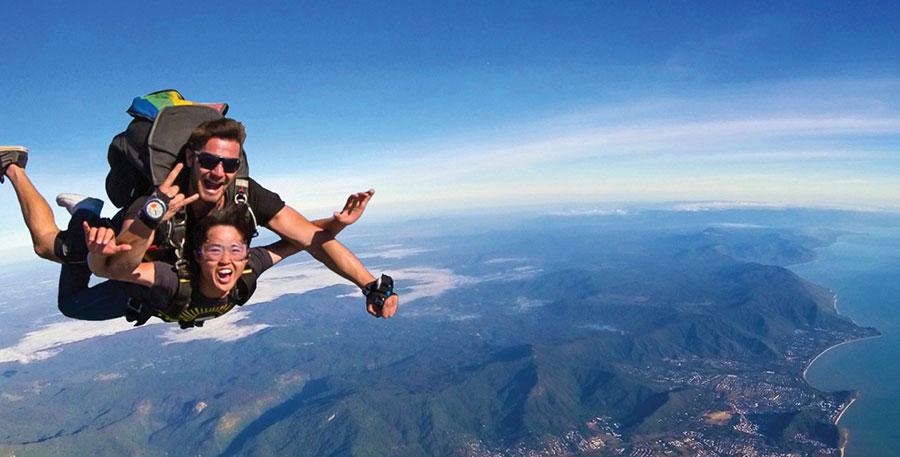Skydive Australia - Cairns - Cairns City, Australia ...