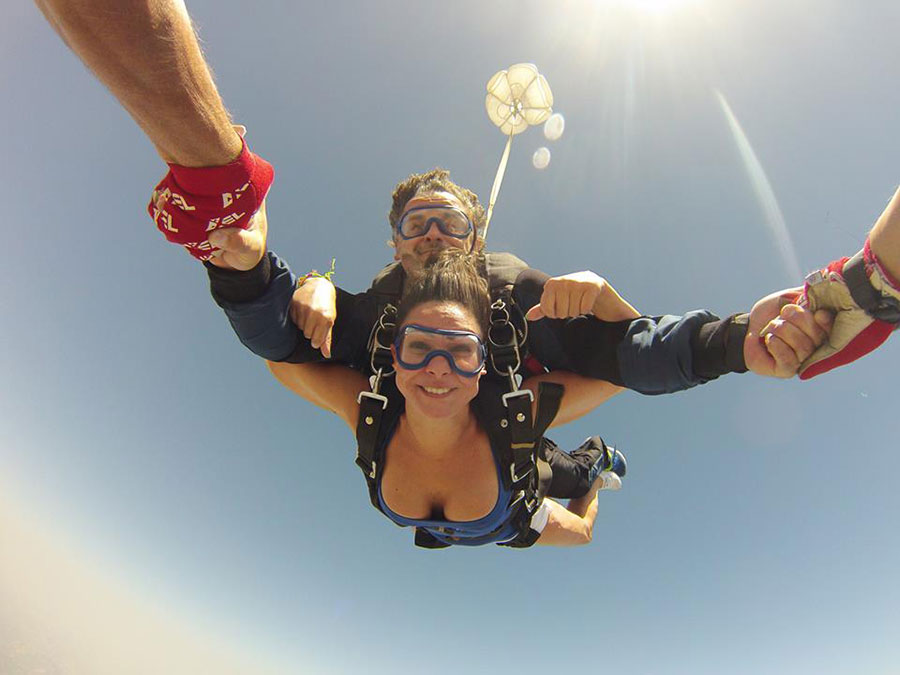 Skydive Calabria Dropzone Image