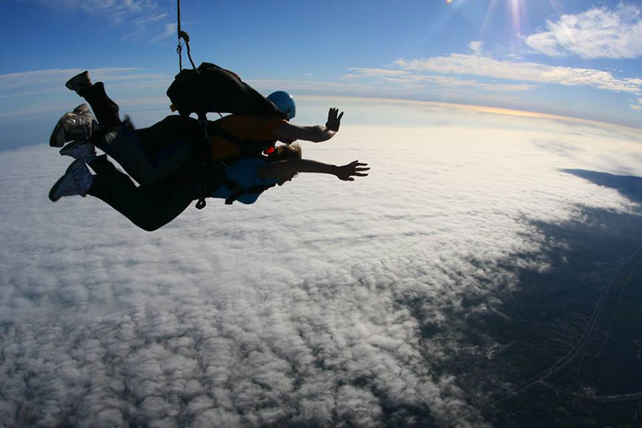 Skydive Cape Town Dropzone Image