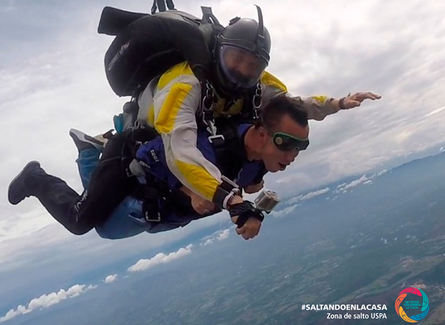 Skydive Colombia Dropzone Image
